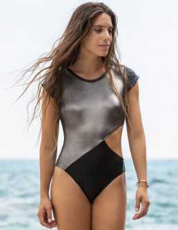 SILVER TEE ONEPIECE