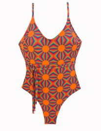 PSYCHO ORANGE ONE PIECE