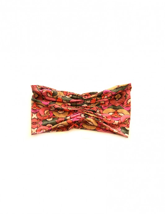 MUSHROOM PRINT HEADBAND