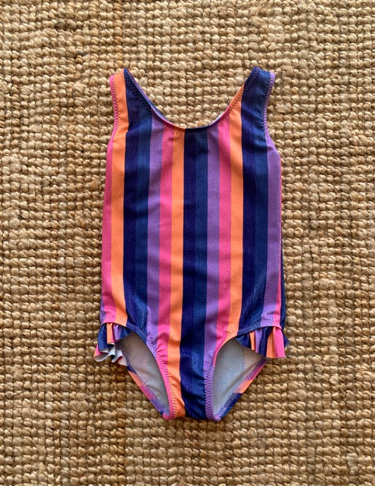 LUREX CANDY STRIPE KIDS ONE PIECE