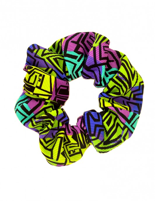 DISCO SCRUNCHIE