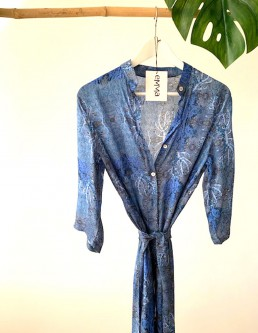 BLUE OCEAN LONG SHIRT