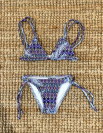 BLUE BANANAS KIDS TRIANGLE BIKINI